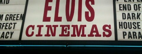 Elvis Cinemas is one of Chellyさんのお気に入りスポット.