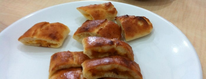 Beykoz Pide ve Börek Salonu is one of favori mekanlar.