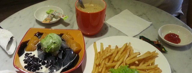 SOCIETEA CAFE is one of Best of Jakarta Food.