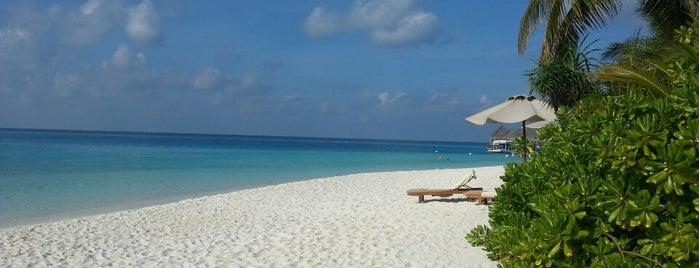 Huvafen Fushi by Per AQUUM is one of Maldives - The Sunny Side of Life.