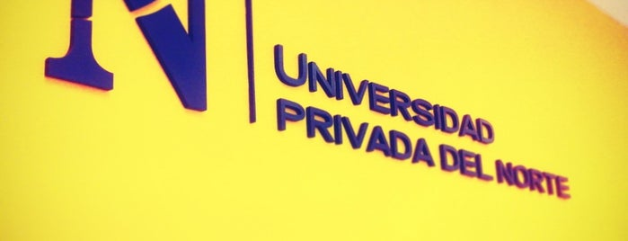 Universidad Privada del Norte (UPN) is one of Laureate International Universities.
