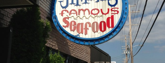 Jimmy's Famous Seafood is one of Foodie.
