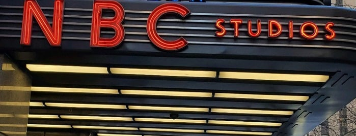 NBCUniversal is one of New York.