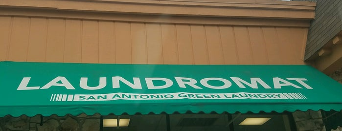 San Antonio Green Laundry is one of close to home.