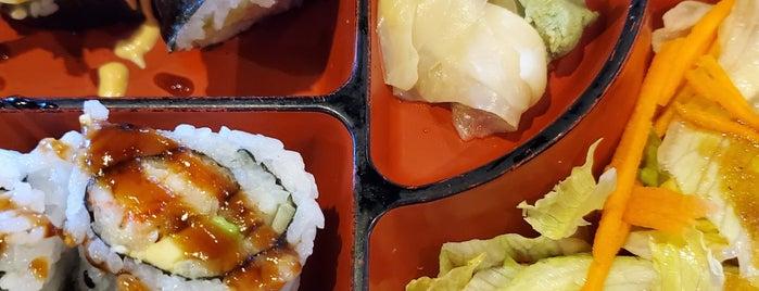 Sake Cafe is one of Dinner.