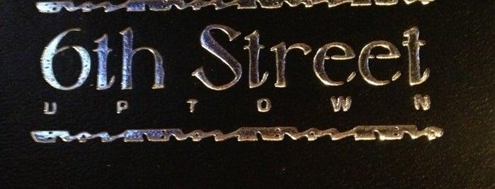 6th Street Uptown is one of สถานที่ที่บันทึกไว้ของ Aimee.