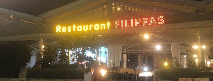 Filippas is one of Favorite Food.