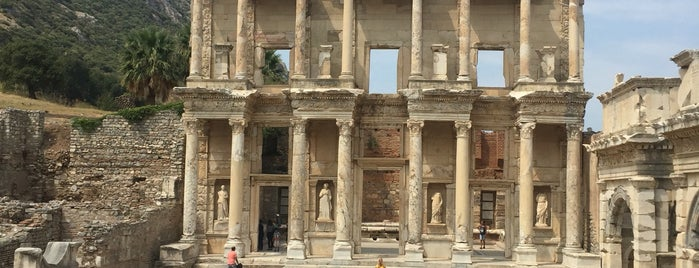 Ephesos is one of Go Ahead, Be A Tourist.