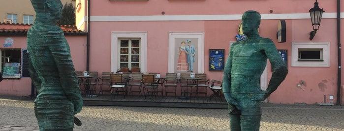 Franz Kafka Museum is one of Long weekend in Prague.