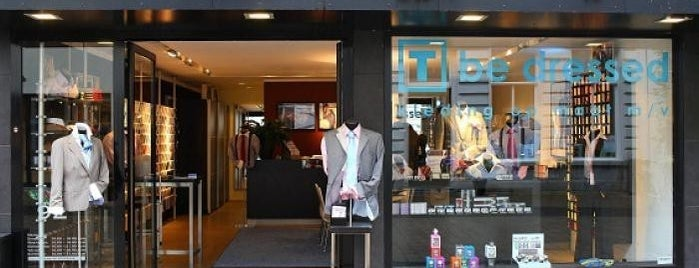 TBeDressed is one of Trendtour 2012.