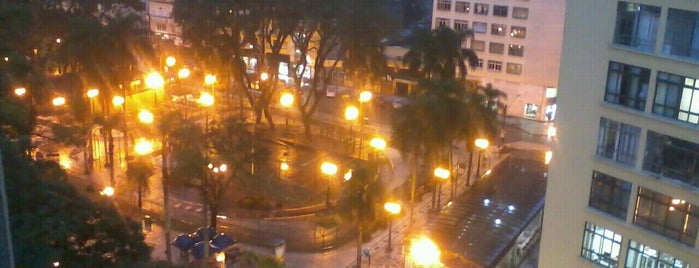 Praça General Osório is one of Curitiba.