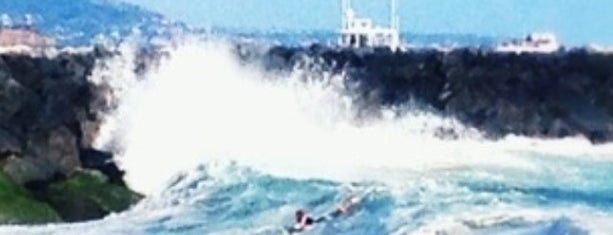 The Wedge is one of Laguna Weekend.