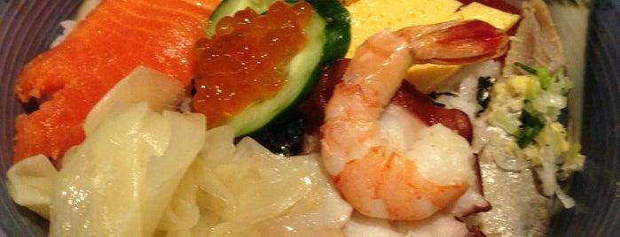 鮨Dining ANOTHER BREATH is one of 西五反田ランチマップ.