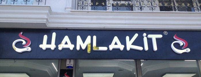 Hamlakit Restaurant is one of Gurme Ankara.