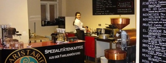 Baristarie is one of Best coffee in Vienna.