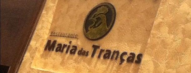 Maria das Tranças is one of Food.