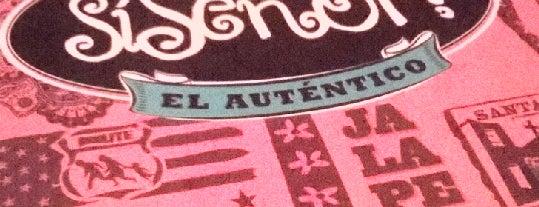 Sí Señor! El Auténtico is one of GR.