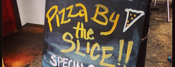 Slice Pizzeria is one of Good Spots NOLA.