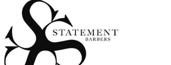 Statement Barbers is one of สถานที่ที่ Ben ถูกใจ.