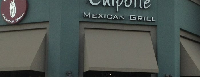 Chipotle Mexican Grill is one of Lieux qui ont plu à Stephanie.