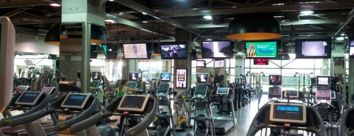 D-Gym is one of Istanbul.