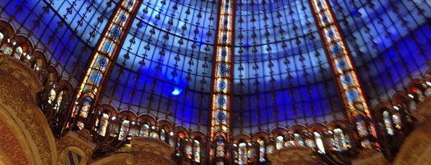 Galeries Lafayette Haussmann is one of My Paris.