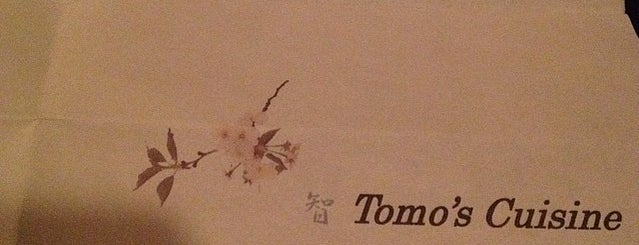 Tomo's Cuisine is one of New Jersey - Oh Boy.