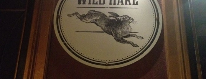 Wild Hare is one of The San Franciscans: Happy Hour.