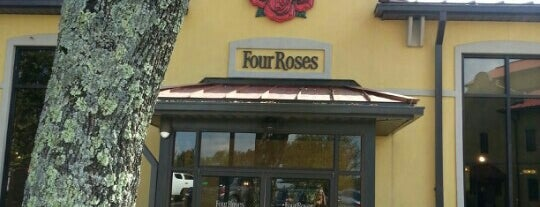 Four Roses Warehouse and Bottling Facility is one of Birthday Trip.