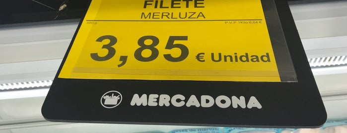 Mercadona is one of Madrid 2019🇪🇸.