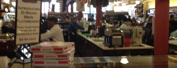 Di Bruno Bros. is one of Philly.