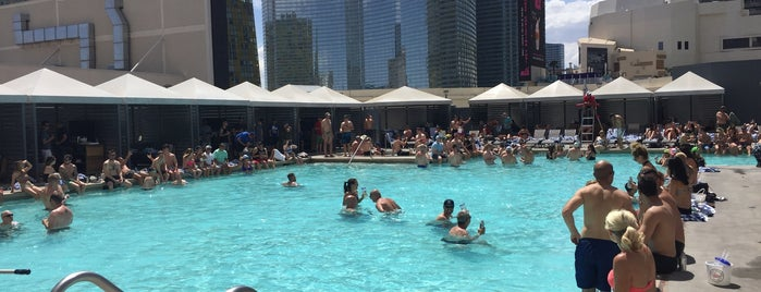 Poolside At Planet Hollywood is one of Las vegas.