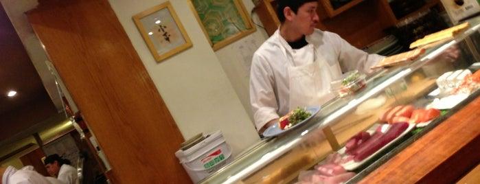 Kodama Sushi is one of NY To Do.