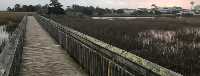 Heritage Shores Nature Preserve is one of Myrtle Beach.