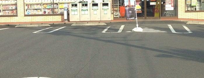 7-Eleven is one of Masahiro : понравившиеся места.