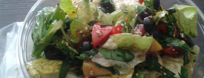 Green Heart Salads is one of Dietitis.