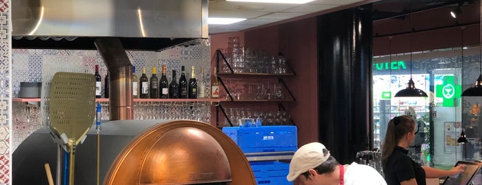 Pizzeria Luca is one of สถานที่ที่บันทึกไว้ของ mikko.
