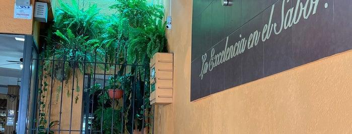 A La Caza Del Venado is one of Restaurantes.