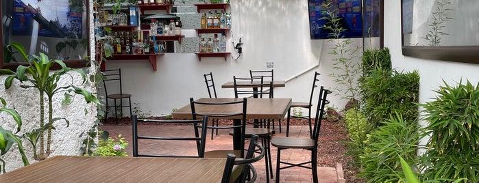 Cenizo Restaurante is one of Extranjia.