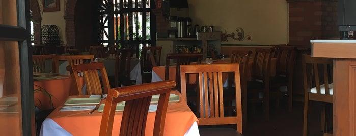 Restaurante el Atrio Santa Prisca is one of Mexico City.
