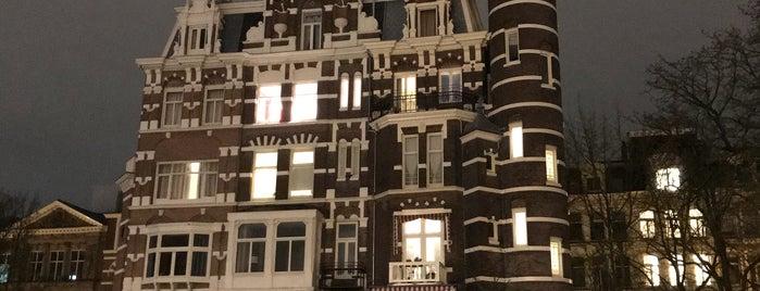 Handboogstraat is one of Best of Amsterdam.