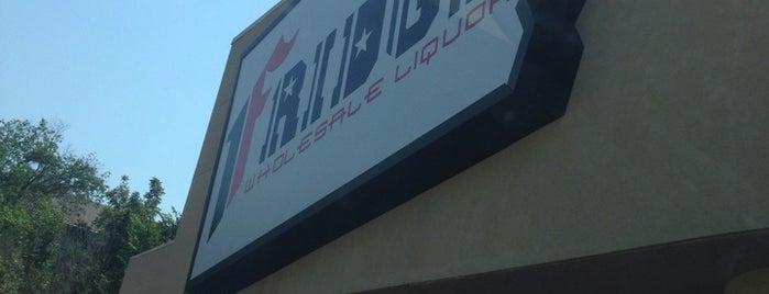 The Fridge Wholesale Liquor is one of FT4.