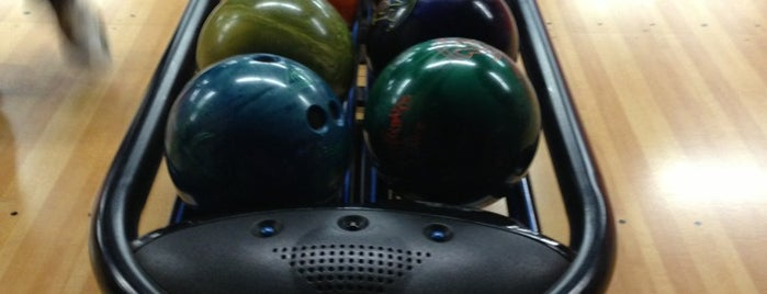 Pelican Bowling is one of Locais curtidos por Cesim.