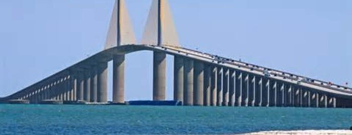 Sunshine Skyway Bridge is one of My Fun.