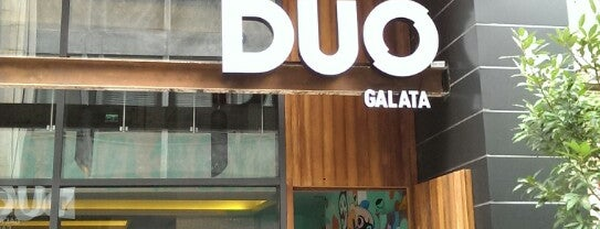 DUO Hotel is one of Istanbul.