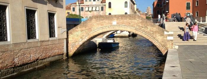 Veneza is one of Lugares donde estuve en el exterior.