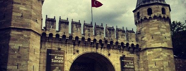 トプカプ宮殿 is one of SÜRÜCÜ KURSU http://www.ozsagyildirim.com/.