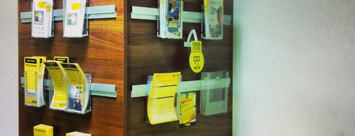 Western Union is one of Orte, die Vugar gefallen.