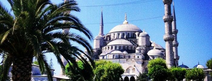 Sultan Ahmet Camii is one of Follow the Orient Express — Şark Ekspresi.