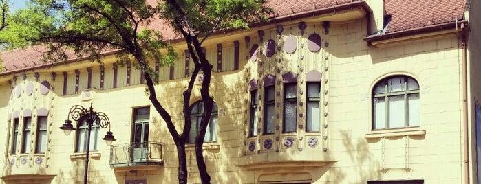 Gradski muzej Subotica is one of Сербия-2016.